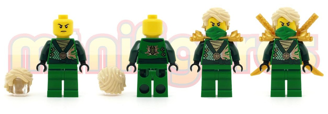 Review supplied with thanks to our friends at Oz Brick Nation  Ninjago Rebooted Lloyd